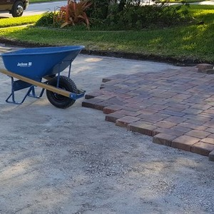 Looking to Hire Experienced Paver Installer