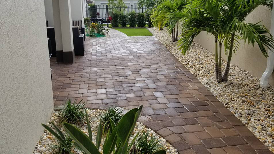 Professional Landscaping and Pavers